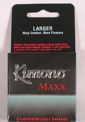 Maxxx Condoms - 3 Lubricated Latex